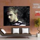 Ben Foster Portrait Movie Actor HUGE GIANT Print Poster