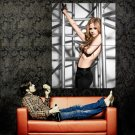 Avril Lavigne Hot Singer Sexy Topless Huge 47x35 Print POSTER