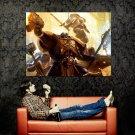 Warhammer 40000 Dawn Of War II Game Art Huge 47x35 Print POSTER