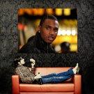 Trey Songz Hip Hop Music Rap Singer Huge 47x35 Print POSTER