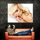 Britney Spears Hot Portrait Pop Music Singer Huge 47x35 Print POSTER