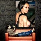 Lindsay Lohan Hot Actress Sexy Boobs Huge 47x35 Print POSTER