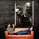 The Walking Dead TV Series Zombies Huge 47x35 Print POSTER