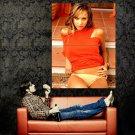 Jessica Alba Hot Actress Sexy Panties Huge 47x35 Print POSTER