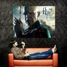 Harry Potter Deathly Hallows Lord Voldemort Huge 47x35 Print POSTER