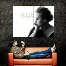 Adele Someone Like You Music Singer Huge 47x35 Print POSTER