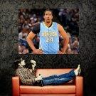 Andre Miller Denver Nuggets NBA Huge 47x35 Print POSTER