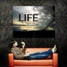 LIFE Lou Holtz Motivational Inspirational Huge 47x35 Print POSTER