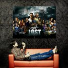 Lost All Characters Cast Tv Series Huge 47x35 Print Poster