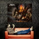 Aion The Tower Of Eternity Concept Art Huge 47x35 Print POSTER