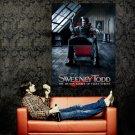 Sweeney Todd The Demon Barber Of Fleet Street Art Huge 47x35 Print POSTER