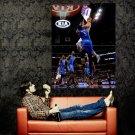 Blake Griffin Monster Dunk Kendrick Perkins NBA Huge 47x35 Print POSTER
