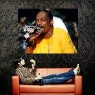 Snoop Dogg Live Performance Hip Hop Music Huge 47x35 Print POSTER