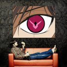 Lelouch Lamperouge Eye Code Geass Anime Manga Art Huge 47x35 Print POSTER