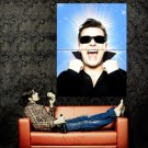 Ricky Gervais Sunglasses Comedy Huge 47x35 Print POSTER