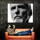 Dennis Hopper Actor BW Portrait Huge 47x35 Print POSTER