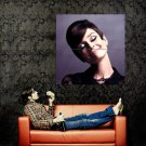 Audrey Hepburn Actress Smile Portrait Huge 47x35 Print POSTER