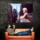 Michelle Williams New York Marilyn Monroe Movie Huge 47x35 Print POSTER