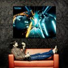 Tron Legacy Light Cycles Movie Huge 47x35 Print POSTER