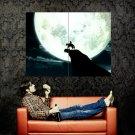 The Legend Of Zelda Moon Night Art Video Game Huge 47x35 Print POSTER