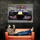 Sebastian Vettel Red Bull Racing Sport Huge 47x35 Print POSTER