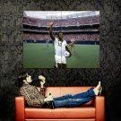 PELE Edson Arantes Do Nascimento Footbal Legend Sport Huge 47x35 Print POSTER