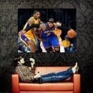Carmelo Anthony New York Knicks Artest NBA Basketball Huge 47x35 POSTER
