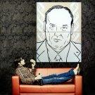 Anthony John Soprano James Gandolfini Art Outlaw Huge 47x35 POSTER