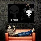 Frank Castle The Punisher Thomas Jane Movie Huge 47x35 POSTER
