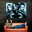 Blade Eric Brooks Wesley Snipes Trinity Action Movie Huge 47x35 POSTER