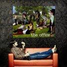 The Office Cast Dwight Jim Pam Ryan Tv Series Huge 47x35 Poster