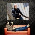 Chev Chelios Shotgun Jason Statham Crank Action Movie Huge 47x35 POSTER