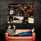 Kimbo Slice Vs Tank Abbott MMA Huge 47x35 Print POSTER