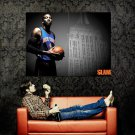 Amare Stoudemire Empire State Building Huge 47x35 Print POSTER