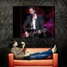 Blake Shelton Guitar Live Concert Country Huge 47x35 Print POSTER