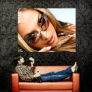 Anastacia Portrait Singer R B Music Huge 47x35 Print POSTER