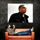 Jay Z Shawn Carter Hip Hop Rap Music Huge 47x35 Print POSTER