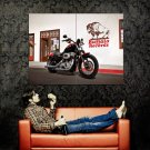 Harley Davidson Sportster Nightster Huge 47x35 Print POSTER