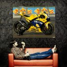 Yamaha YZR M1 Concept Bike Motorcycle Huge 47x35 Print POSTER