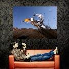 Ktm 350 Sx F Motocross Bike Huge 47x35 Print Poster