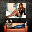 Hot Girl Sexy Legs Stocking Huge 47x35 Print POSTER