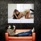 Sarah Shahi Sexy Top Hot Panties Huge 47x35 Print POSTER