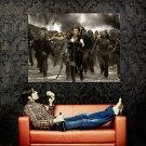 Resident Evil Zombies Runaway Huge 47x35 Print POSTER