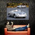 Porsche 356 Speedster Boxster Spyder Huge 47x35 Print POSTER