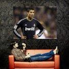 Cristiano Ronaldo Freekick Football Sport Huge 47x35 Print POSTER
