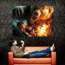 Grizzly Bear Revolver Fire Huge 47x35 Print POSTER