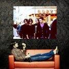 Arctic Monkeys Indie Alex Turner Music Huge 47x35 Print POSTER