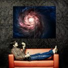 Galaxy Universe Hubble Stars Space Huge 47x35 Print POSTER