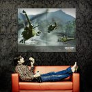 Call Of Duty Black Ops Video Game Huge 47x35 Print Poster