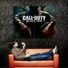 Alex Mason COD Black Video Game Huge 47x35 Print Poster